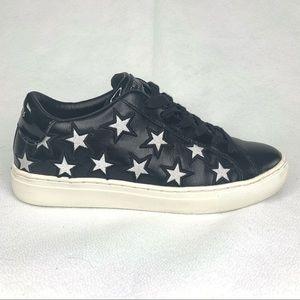 Skechers Street Womens  7M Sneakers Black Stars